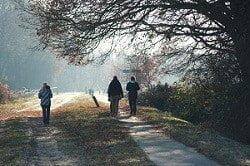 Stilte wandeling Retraiteboerderij