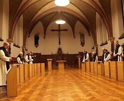 Abdij Koningshoeven Kapel