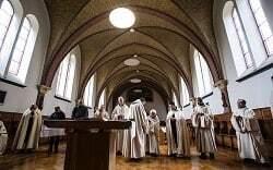 Abdij Koningshoeven Trappistenmonniken