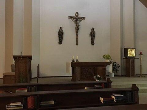 Klooster Wahlwiller Kapel