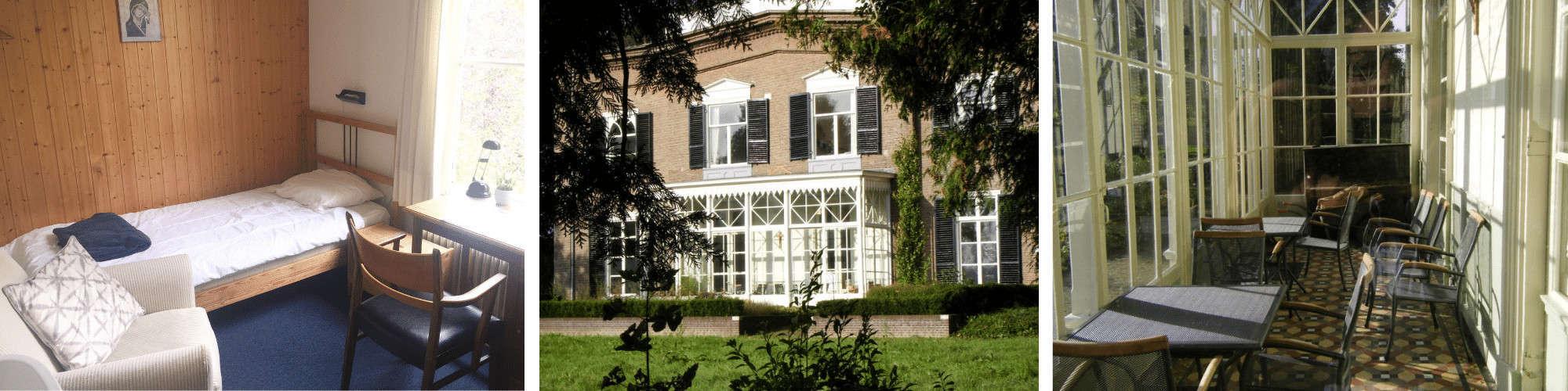 Retraitecentrum Klein Sion -foto