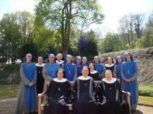 Slapen in een klooster Nederland
