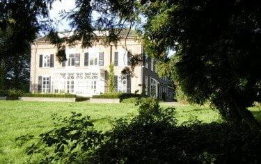 Retraitecentrum Klein Sion voorkant huis