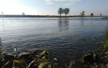Stiltewandeling naar de IJssel